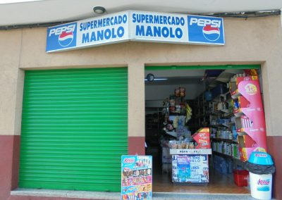 SUPERMERCADO MANOLO